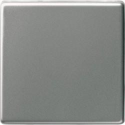 Ściemniacz uniwersalny 50-420W/VA (wł. przycisk.) s.2000 stalowy E22 GIRA