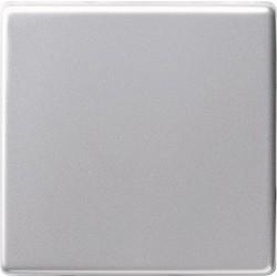 Ściemniacz uniwersalny 50-420W/VA (wł. przycisk.) s.2000 aluminiowy E22 GIRA