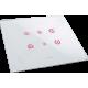 Eikon Tactil - Płytka sensorowa biała