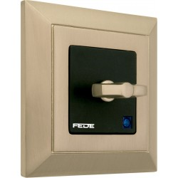 FEDE CLASSIC BARCELONA Nickel Satin