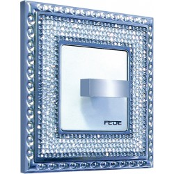 FEDE CRYSTAL DE LUXE ART Bright Chrome