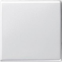 Łącznik pojedynczy krzyżowy biały System 55 GIRA
