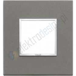 Ramka ozdobna 2M stone grey quartzite VIMAR EIKON EVO