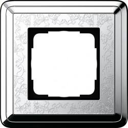 Ramka pojedyncza GIRA ClassiX Art chrom
