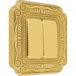 FEDE TOSCANA FIRENZE Bright Gold