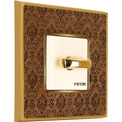 FEDE VINTAGE TAPESTRY Decorbrass Bright Gold