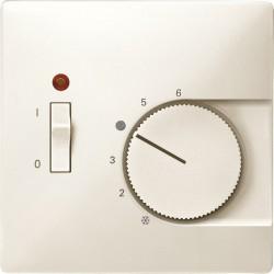 Regulator temperatury ogrzewania podłogowego, kremowy, Antique/Artec