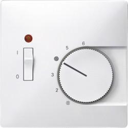 Regulator temperatury ogrzewania podłogowego, biały, Antique/Artec