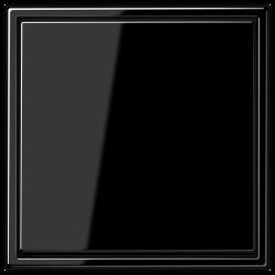 Jung LS990 Łącznik uniwersalny czarny połysk KOMPLET