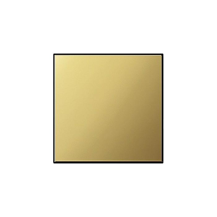 Ściemniacz niskonapięciowy 20-500VA (wł. przycisk.) s.2000 mosiądz System 55 GIRA