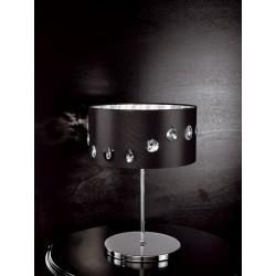 Lampa biurkowa EFFUSIONIDILUCE Scrim Black