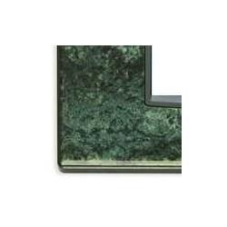 Ramka ozdobna, Classic, kamień, 2M, zielony, Vimar EIKON