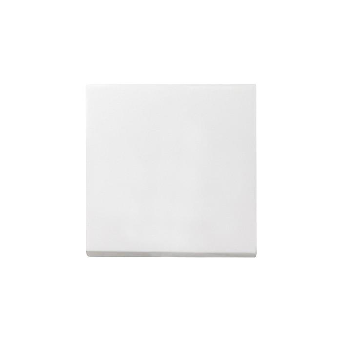 Łącznik pojedynczy zwierny (dzwonkowy) biały matowy System 55 GIRA