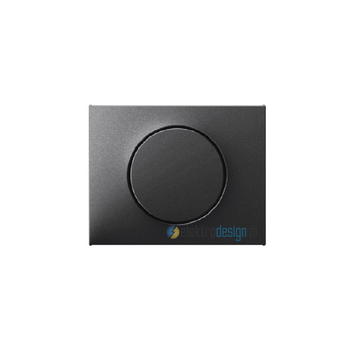 Elektroniczny potencjometr 1-10V. antracyt mat. lakierowany. K.1 Berker