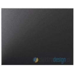 Ściemniacz uniwersalny przyciskowy BLC. antracyt mat. lakierowany. K.1 Berker