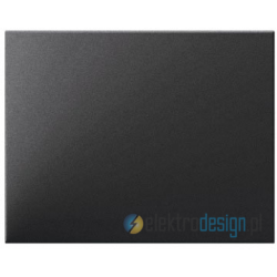 Ściemniacz przyciskowy niskonapięciowy BLC. antracyt mat. lakierowany. K.1 Berker