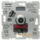 Ściemniacz obrotowy 20-500W/VA alu Berker B.3/B.7