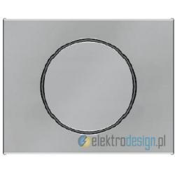 Ściemniacz obrotowy Tronic® 10-315W stal szlachetna Berker K.5