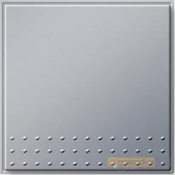Przycisk kołyskowy przełączalny alu Gira TX_44