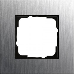 Ramka pojedyncza Gira Esprit naturalny stalowy naturalny stalowy Gira Esprit
