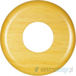 Drewniana podstawa okrągła, dąb, GiGambarelli