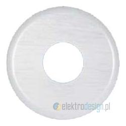 Drewniana podstawa okrągła, biały, GiGambarelli