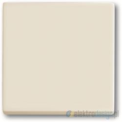 ABB Axcent Włącznik pojedynczy 1-biegunowy biały chalet