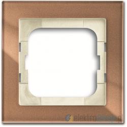 ABB Axcent Ramka 1-krotna brązowy