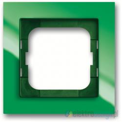 ABB Axcent Ramka 1-krotna zielony