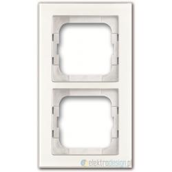 ABB Axcent Ramka 2-krotna biały