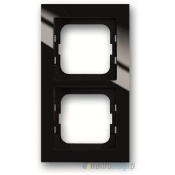 ABB Axcent Ramka 2-krotna czarny