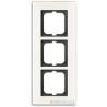 ABB Carat Ramka 3-krotna biały