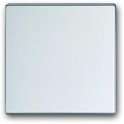 ABB Future Włącznik pojedynczy schodowy aluminiowo srebrny