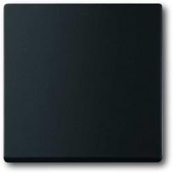 ABB Future Włącznik pojedynczy krzyżowy czarny matowy