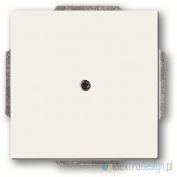 ABB Future Zaślepka biały studyjny mat