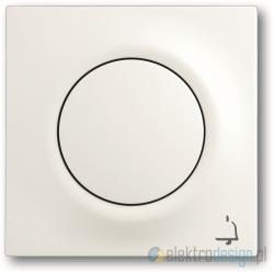 ABB Impuls Przycisk sekwencyjny 1-biegunowy biały studyjny mat