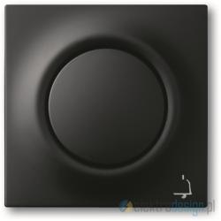 ABB Impuls Przycisk sekwencyjny 1-biegunowy czarny matowy
