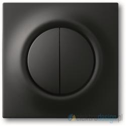 ABB Impuls Włącznik sekwencyjny świecznikowy czarny matowy
