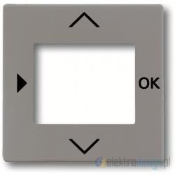 ABB Solo Regulator temperatury programowalny szary metalik