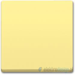 ABB Solo Włącznik pojedynczy krzyżowy żółty