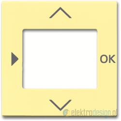 ABB Solo Regulator temperatury programowalny żółty