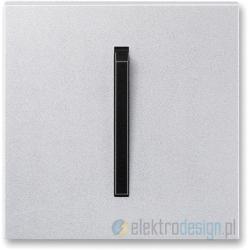 ABB NEO Włącznik pojedynczy jednobiegunowy tytanowy onyx