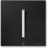 ABB NEO Włącznik pojedynczy jednobiegunowy onyx tytanowy