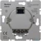 Sterownik ściemniający 1-10V przyciskowy stal szlachetna Berker K.5