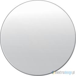 Rozszerzenie ściemniacza obrotowego z płynną regulacją biały połysk Berker R.1/R3