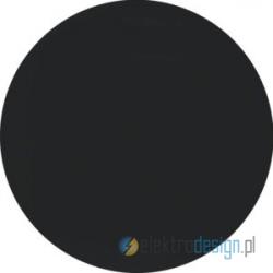 Rozszerzenie ściemniacza obrotowego z płynną regulacją czarny połysk Berker R.1/R3