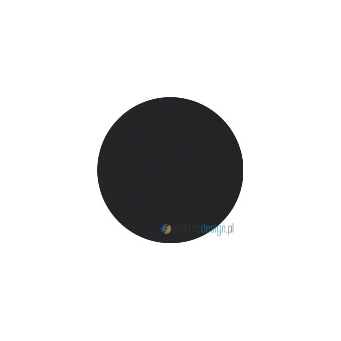 Elektroniczny potencjometr obrotowy 1-10V czarny połysk Berker R.1/R3