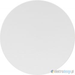 Ściemniacz uniwersalny przyciskowy 1-krotny biały połysk Berker R.1/R3