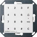 Keyless In klawiatura kodowa. biały System 55 GIRA