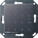 Keyless In klawiatura kodowa. antracytowy System 55 GIRA